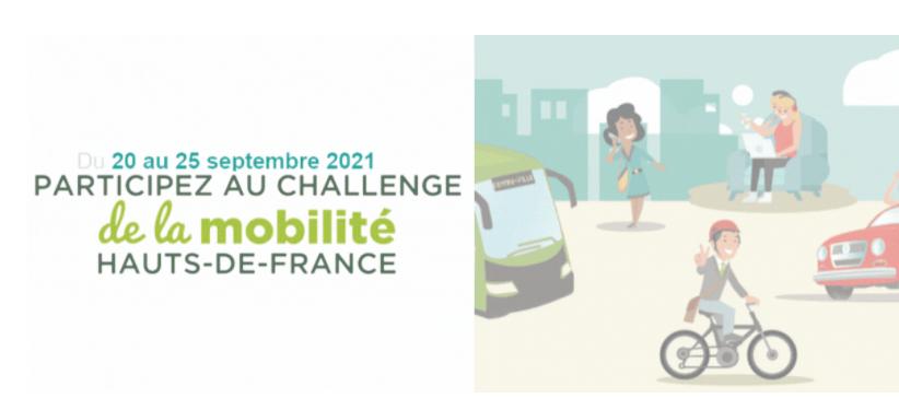 Lire l'article sur Participez au challenge de la mobilité !