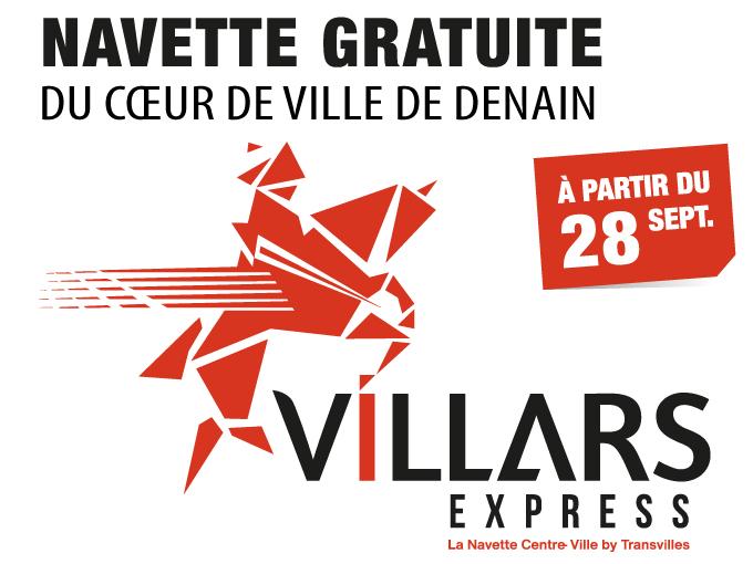 Navette Villars Express